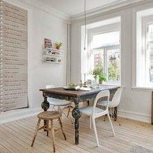 Фотография: Кухня и столовая в стиле Скандинавский, Лофт, Эклектика, Декор интерьера, Швеция, Декор дома, Советы, Шебби-шик – фото на InMyRoom.ru