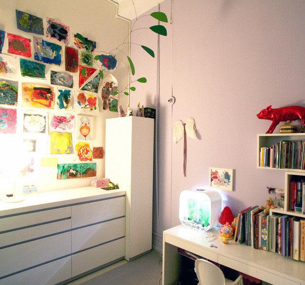 Фотография: Детская в стиле Скандинавский, Интерьер комнат, Проект недели – фото на InMyRoom.ru