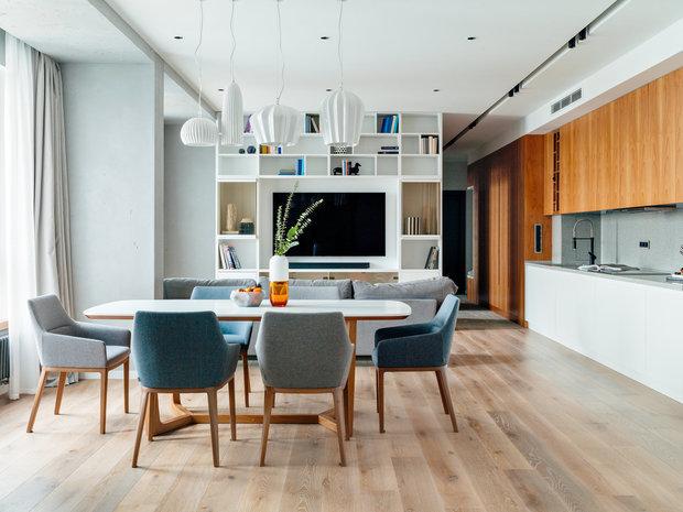 Фотография: Кухня и столовая в стиле Современный, Советы, Ремонт на практике, Вероника Марфина – фото на INMYROOM