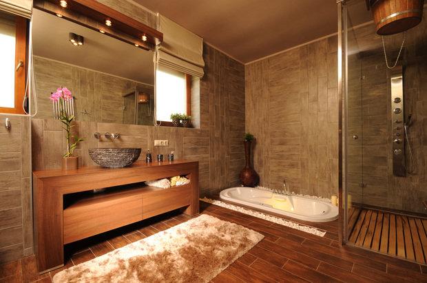 Фотография: Ванная в стиле Эко, Советы – фото на InMyRoom.ru