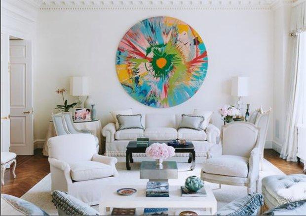 Фотография: Гостиная в стиле Скандинавский, Декор интерьера, Дизайн интерьера, Цвет в интерьере, Dulux, ColourFutures, Akzonobel – фото на InMyRoom.ru