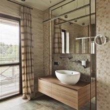 Фото из портфолио Санузел в современном стиле, в загородном доме – фотографии дизайна интерьеров на InMyRoom.ru