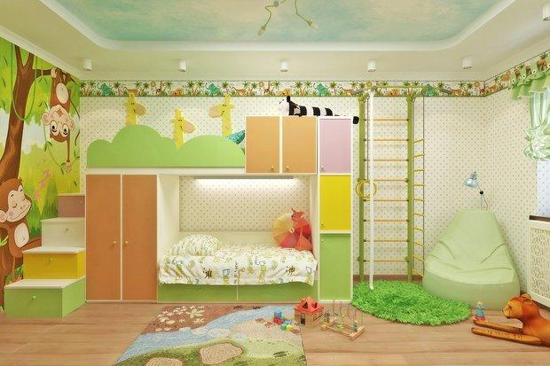 Фотография: Детская в стиле Современный, Классический, Декор интерьера, Дом, Архитектура, Минимализм – фото на InMyRoom.ru