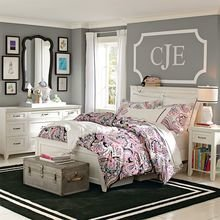 Фотография: Спальня в стиле Кантри, Детская, Декор интерьера, Дом, Декор дома – фото на InMyRoom.ru