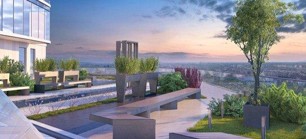 """Фото из портфолио Проект террассы элитного жилого комплекса """"Ingria Tower"""" – фотографии дизайна интерьеров на INMYROOM"""