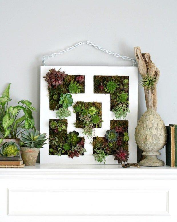 Фотография:  в стиле , Декор интерьера, DIY, Аксессуары, Декор, ИКЕА, Дом и дача, ИКЕА, DIY-идеи для дачи, лайфхаки, лайфхаки для сада, мебель ИКЕА, дизайн-хаки – фото на InMyRoom.ru