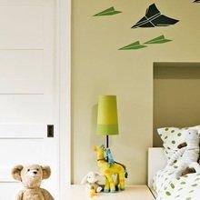 Фотография: Детская в стиле Современный, Дом, Цвет в интерьере, Дома и квартиры, Белый, Черный – фото на InMyRoom.ru