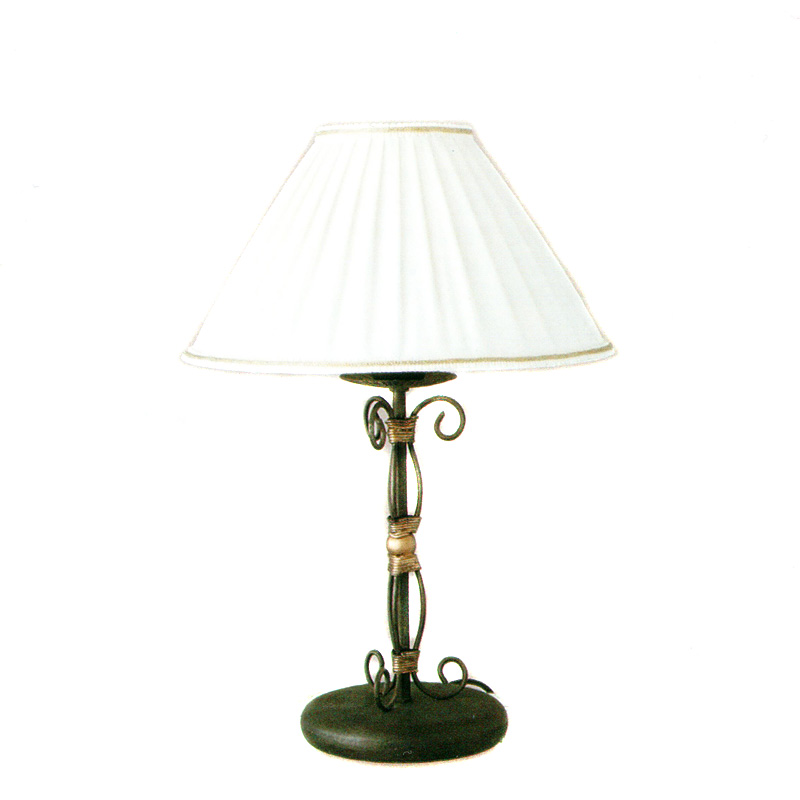 Купить Настольная лампа mm Lampadari с белым абажуром, inmyroom, Италия