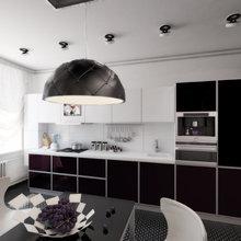 Фото из портфолио Строгий характер – фотографии дизайна интерьеров на InMyRoom.ru