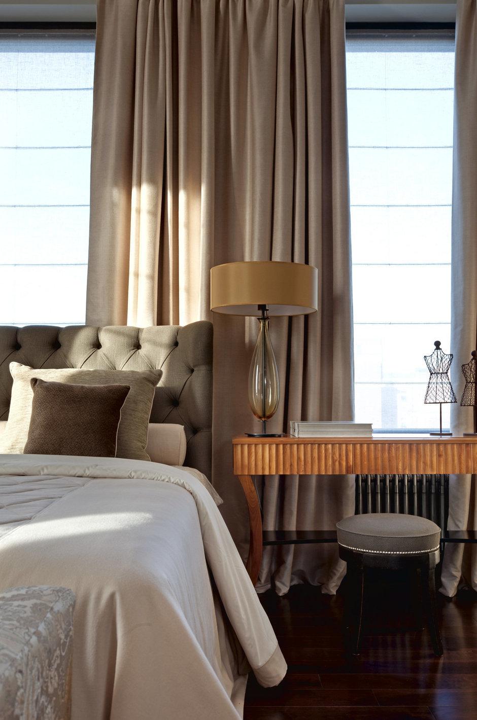 Фотография: Спальня в стиле , Дом, Дома и квартиры – фото на InMyRoom.ru