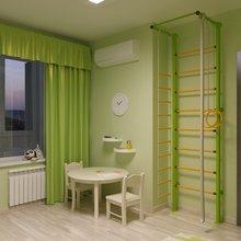 Фотография: Детская в стиле Современный, Квартира, Дома и квартиры, Проект недели – фото на InMyRoom.ru