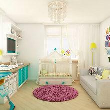 Фото из портфолио Квартира в Киеве – фотографии дизайна интерьеров на InMyRoom.ru