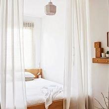 Фотография: Спальня в стиле Скандинавский, Детская, Квартира, Советы, Даша Ухлинова, как обустроить детскую в однушке, детская в однокомнатной квартире – фото на InMyRoom.ru