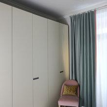 Фото из портфолио Яркая квартира для телеведущей – фотографии дизайна интерьеров на INMYROOM