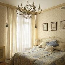 Фотография: Спальня в стиле Кантри, Классический, Современный, Квартира, Дома и квартиры, Модерн, Ар-нуво – фото на InMyRoom.ru