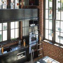 Фото из портфолио Кухни : Великолепие черного цвета – фотографии дизайна интерьеров на INMYROOM