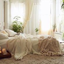 Фотография: Спальня в стиле Скандинавский, Декор интерьера, Квартира, Декор, Советы – фото на InMyRoom.ru