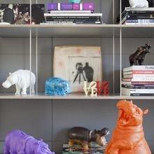 Фото из портфолио  Эклектичный интерьер резиденции в ИТАЛИИ – фотографии дизайна интерьеров на InMyRoom.ru