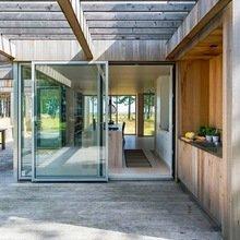 Фото из портфолио Sobre летний дом на открытом воздухе – фотографии дизайна интерьеров на InMyRoom.ru