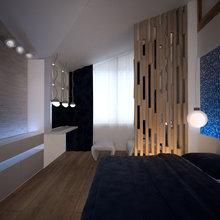 Фото из портфолио 2ух уровневая квартира – фотографии дизайна интерьеров на InMyRoom.ru