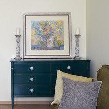 Фотография: Мебель и свет в стиле Кантри, Классический, Современный, Квартира, Проект недели – фото на InMyRoom.ru