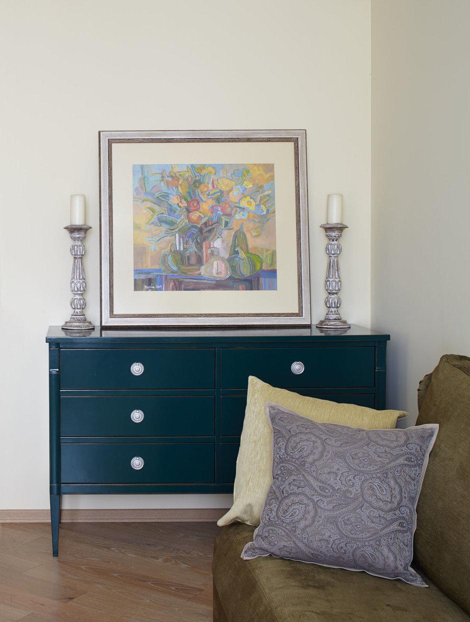 Фотография: Мебель и свет в стиле Прованс и Кантри, Классический, Современный, Квартира, Проект недели – фото на InMyRoom.ru