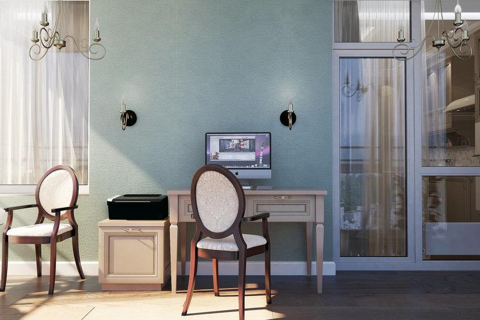 Фотография: Мебель и свет в стиле Прованс и Кантри, Квартира, Дома и квартиры, Проект недели – фото на InMyRoom.ru
