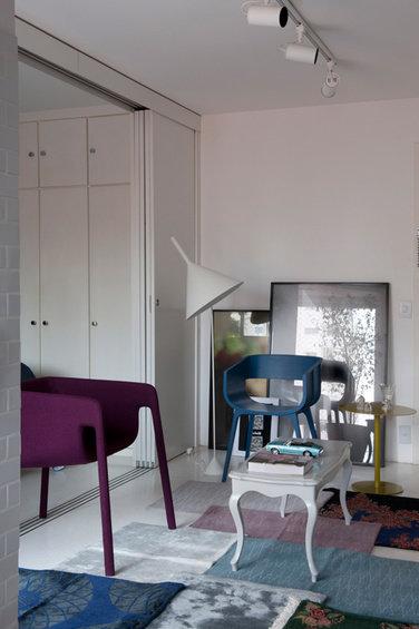 Фотография: Мебель и свет в стиле Эклектика, Квартира, Дома и квартиры, Бразилия – фото на INMYROOM