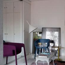Фотография: Мебель и свет в стиле Эклектика, Квартира, Дома и квартиры, Бразилия – фото на InMyRoom.ru