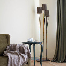 Фотография: Гостиная в стиле Кантри, Современный, Классический, Квартира, Проект недели – фото на InMyRoom.ru