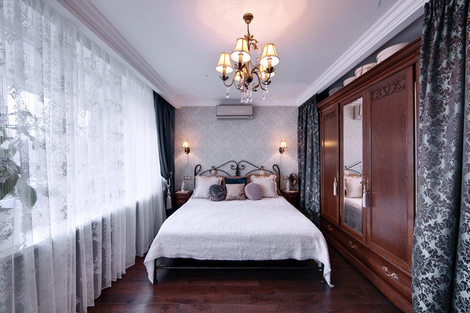 Фотография: Спальня в стиле Классический, Квартира, Дома и квартиры, IKEA, Проект недели – фото на InMyRoom.ru