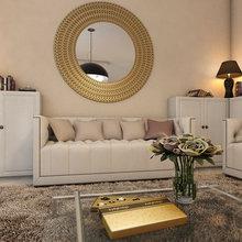 Фото из портфолио Дизайн кухни-гостиной – фотографии дизайна интерьеров на InMyRoom.ru