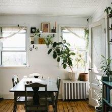 Фотография: Кухня и столовая в стиле Кантри, Советы, Ремонт, Потолок, Ремонт на практике – фото на InMyRoom.ru