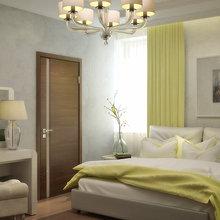 Фото из портфолио Кабинет, прихожая и спальня в неоклассическом стиле от Design Ideas Crimea – фотографии дизайна интерьеров на InMyRoom.ru
