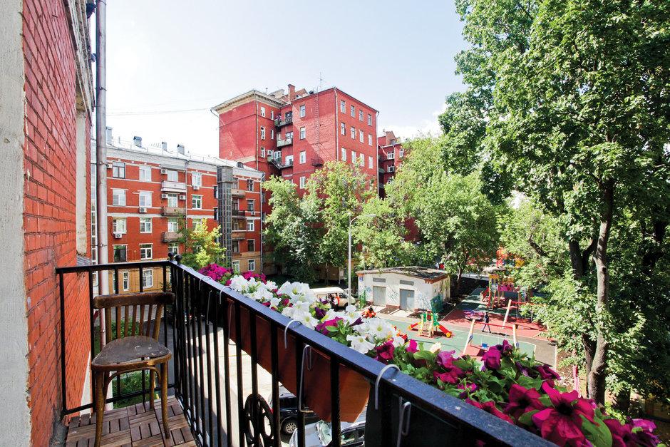 Фотография: Балкон, Терраса в стиле Скандинавский, Квартира, Дома и квартиры, IKEA – фото на InMyRoom.ru