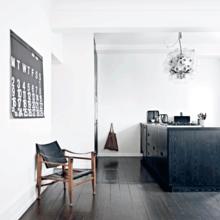 Фото из портфолио Квартира на острове Амагер – фотографии дизайна интерьеров на INMYROOM