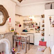 Фотография: Гостиная в стиле Скандинавский, Карта покупок, Индустрия, Лондон, Нью-Йорк, Париж, Airbnb – фото на InMyRoom.ru