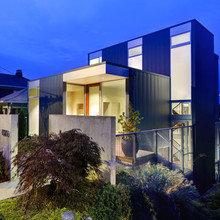 Фото из портфолио Дом Stair в Сиэтле – фотографии дизайна интерьеров на INMYROOM