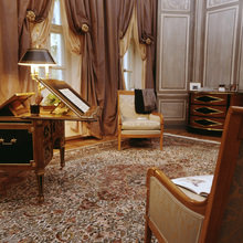 Фото из портфолио Москва 2 – фотографии дизайна интерьеров на INMYROOM