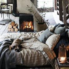 Фото из портфолио Роскошь и комфорт в спальне... – фотографии дизайна интерьеров на INMYROOM