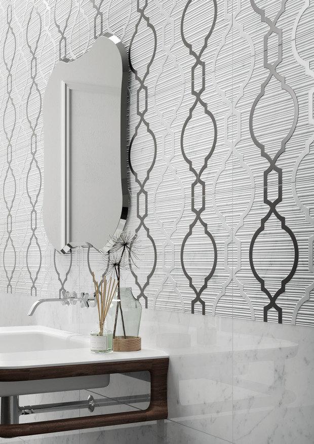 Фото из портфолио Lux Experience Wall от Italgraniti Group – фотографии дизайна интерьеров на INMYROOM