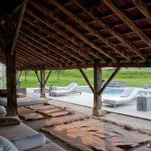 Фото из портфолио Деревенский старинный дом – фотографии дизайна интерьеров на InMyRoom.ru