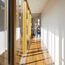 Фотография:  в стиле Современный, Дом, Австралия, Дома и квартиры, Минимализм, Эко, Мельбурн – фото на InMyRoom.ru
