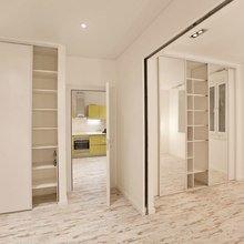 Фото из портфолио Ремонт 1-комн.квартиры – фотографии дизайна интерьеров на InMyRoom.ru