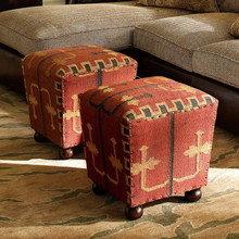 Фотография: Мебель и свет в стиле Кантри, Восточный, Декор интерьера, Декор дома, Ковер – фото на InMyRoom.ru