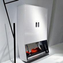 Фотография: Прихожая в стиле Современный, Интерьер комнат, Системы хранения – фото на InMyRoom.ru