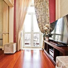 Фотография: Гостиная в стиле , Классический, Квартира, Дома и квартиры, Проект недели – фото на InMyRoom.ru