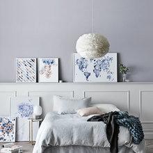 Фото из портфолио  Богемный стиль в скандинавском интерьере – фотографии дизайна интерьеров на INMYROOM