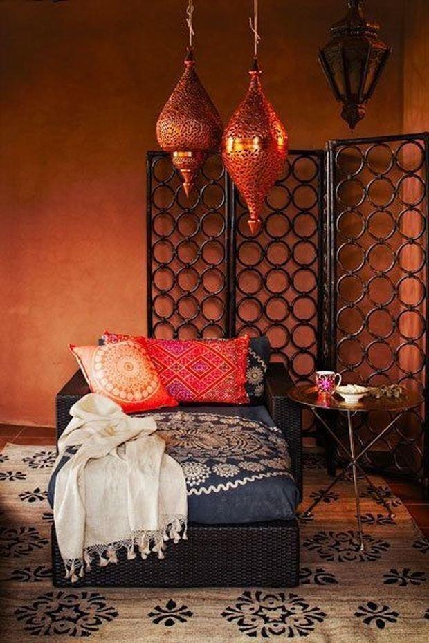 Фотография: Декор в стиле Восточный, Спальня, Декор интерьера, Квартира, Дом – фото на InMyRoom.ru