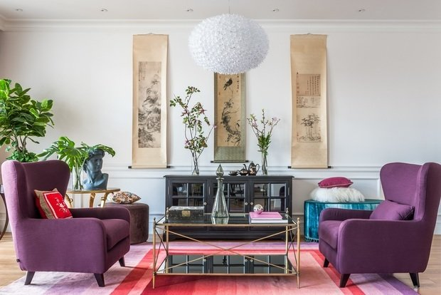 Дизайн: Atelier Interior